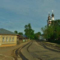 Доброе утро в старом городке. Нерехта осн. в 1214 году. :: Святец Вячеслав