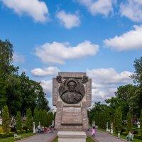 Памятник князю Тверскому :: Ruslan