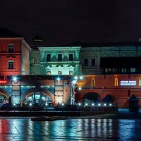 Вечерняя Москва :: Сергей Бухарев