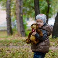 Владик и Медведь :: Olesya