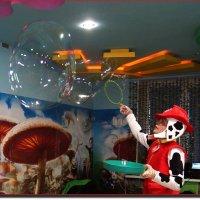 Про мыльные пузыри. :: Anatol Livtsov
