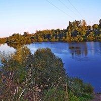 Найди рыбака. :: Vladimir Semenchukov
