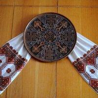 Декоративна тарілка :: Степан Карачко