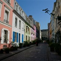 Rue Cremieux :: Алёна Савина