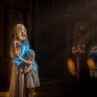 Таинство крещения :: Екатерина Александровна