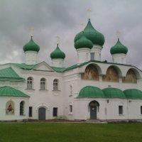 Александра Свирского мужской монастырь :: марина ковшова