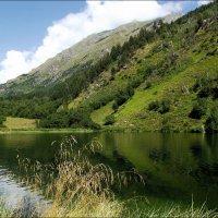 Форелевое озеро :: Надежда
