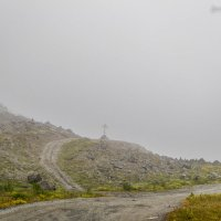 Туманное уро у щелье реки Кунийок :: 30e30 (Игорь) Васильков