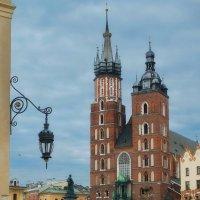 Рыночная площадь старого Кракова :: M Marikfoto