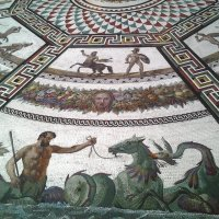 Мозаичное панно.Эрмитаж. :: Жанна Викторовна