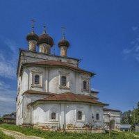 Церковь Воскресения Господня :: Сергей Цветков