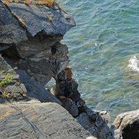 И камень вода точит... :: Татьяна Алферова