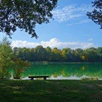 Окно в Осень...... :: Galina Dzubina