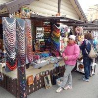 Авторские коллекции мастеров народных промыслов. :: Виктор Егорович