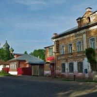 Старые улицы Нерехты . :: Святец Вячеслав