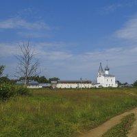 Свято-Знаменский женский монастырь (XVII-XVIII вв., основан в 1598 г.) :: Сергей Цветков