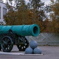 Царь-Пушка державная :: Владимир Максимов
