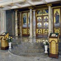 Храм :: Олег Барзолевский