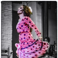 Flamenco in Barcelona :: Valery