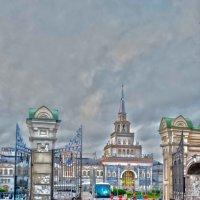 Казанский вокзал :: Вячеслав