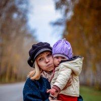 Ирина и ее племяшка Софа :: Юлия
