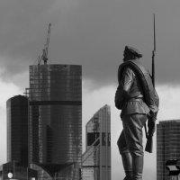 Солдат первой мировой :: Алексей Федотов