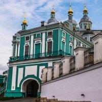 Свято-Успенский кафедральный собор :: Ruslan