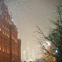 на подъеме к Храму :: Олег Лукьянов