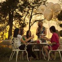 Женская вечеринка :: Виктория Польская