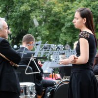 Перед концертом_2 :: Александр Пиленгас