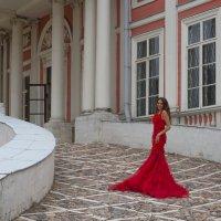 Девушка в красном :: Александра