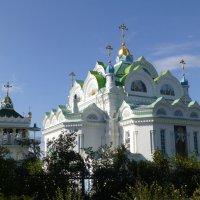 Храм Святой Екатерины в Феодосии :: Наиля