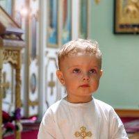 После крещения :: К Елена