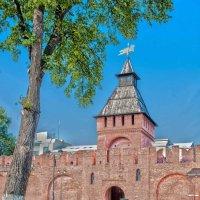 Тула, кремль,Пятницкие ворота :: Вячеслав