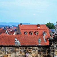 Интересные крыши в Бамберге. :: Лара ***