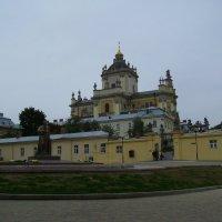 Святоюрская   гора   в   Львове :: Андрей  Васильевич Коляскин