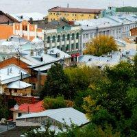 """Из серии: """"Рождественские крыши..."""" :: Андрей Головкин"""