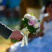 Букет невесты :: iv12