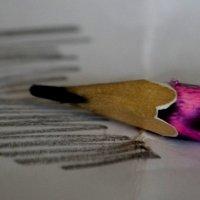 Обыкновенный карандаш :: Таня Фиалка