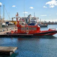 Морской спасатель :: Valeriy(Валерий) Сергиенко
