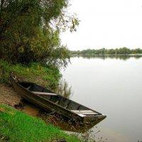 Утро на реке :: Сергей Манекин