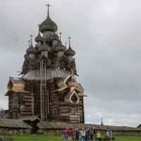Путешествие из Петербурга в Москву. Онега.Кижи. :: юрий макаров