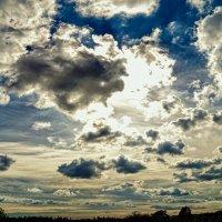 Небеса-это бесконечность. :: Лилия .