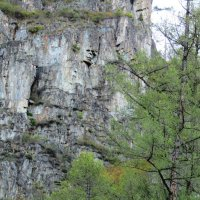 Древними каменными глазами смотрят горы на меня... :: Galaelina ***