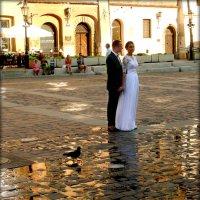 Вот такая свадьба :: Galina Belugina