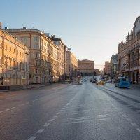 Все дороги ведут на Лубянку :: Евгений Никифоров