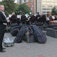 Перед концертом_10 :: Александр Пиленгас