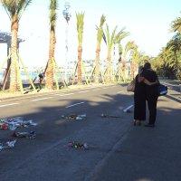 На следующий день после терракта в Ницце... :: Inga Combal