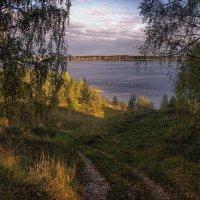 Осень. Берега. :: Владимир Макаров