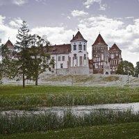 Мирский замок :: Александр Щитковский